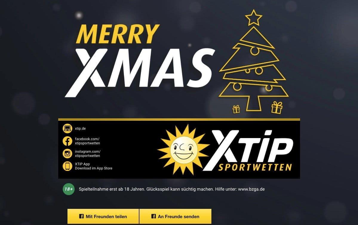 Xtip Adventskalender
