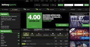 Betway Promotion