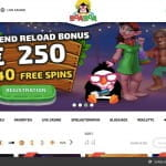 BoaBoa Casino Weekend Reload Bonus