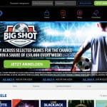 bgo Big Shot Aktion
