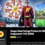 Rizk Casino Preispool Hugo WM