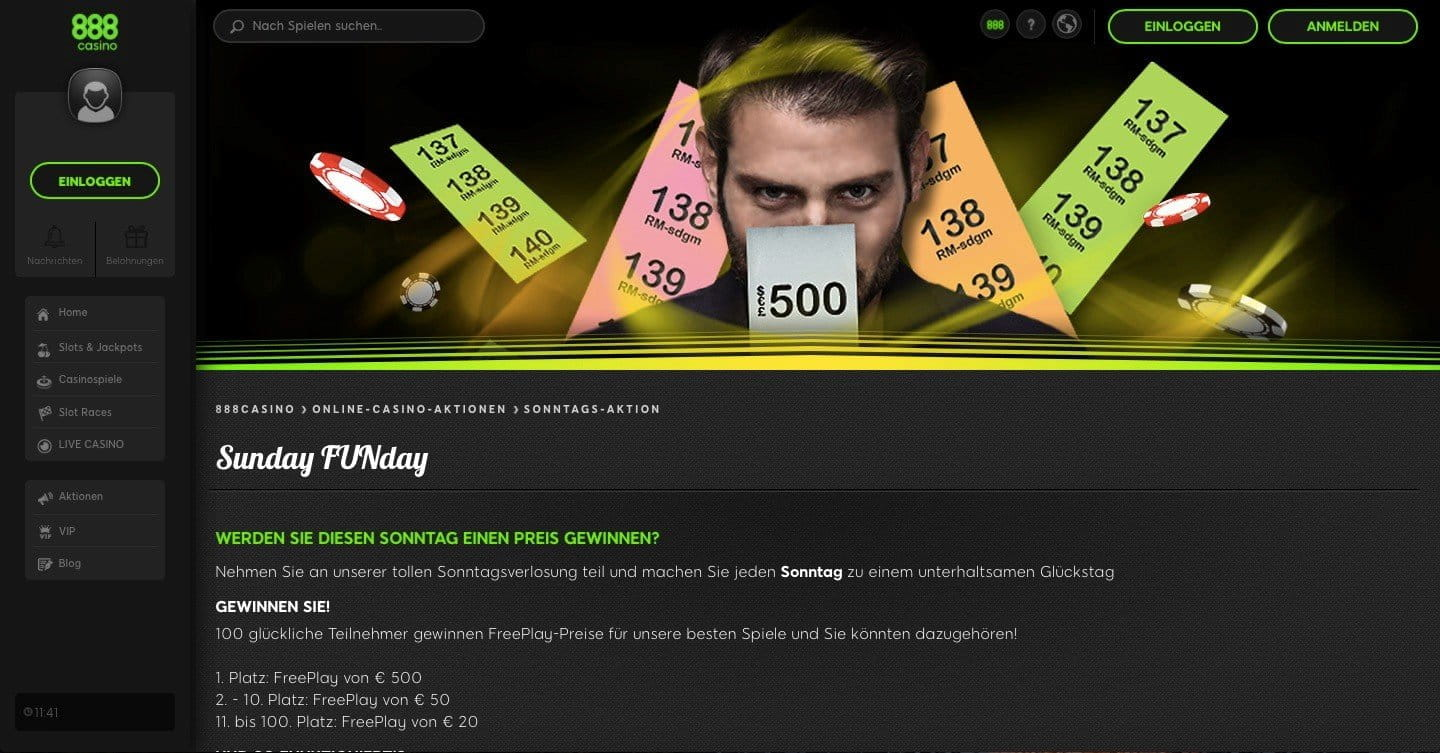 playmillion casino 10 euro