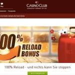 CasinoClub Oktober Reload