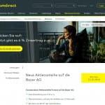comdirect Aktienanleihe Bayer AG