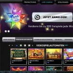 Spinson Casino Cashback Aktion