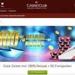 CasinoClub November Reload