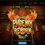 Titelbild von Phoenix Reborn Slot.