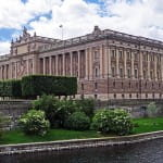 Reichstag in Scheweden