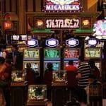 Ein Spielcasino in Macau.