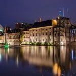 Der Binnenhof in Den Haag.