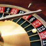 Roulettekessel mit der 13 als Gewinnzahl.