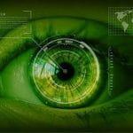 Security Scan mit menschlichem Auge.