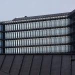 Gebäude von außen.