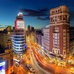 Plaza Callao, Madrid.