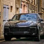 Porsche Cayenne.