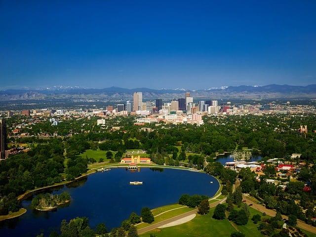 Denver di Colorado.